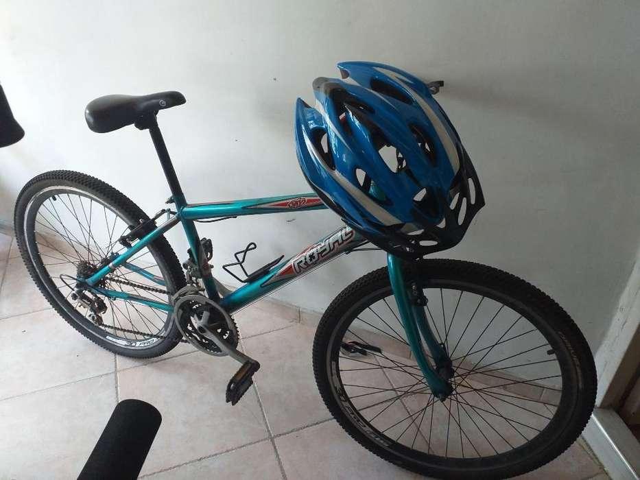Cicla con Casco