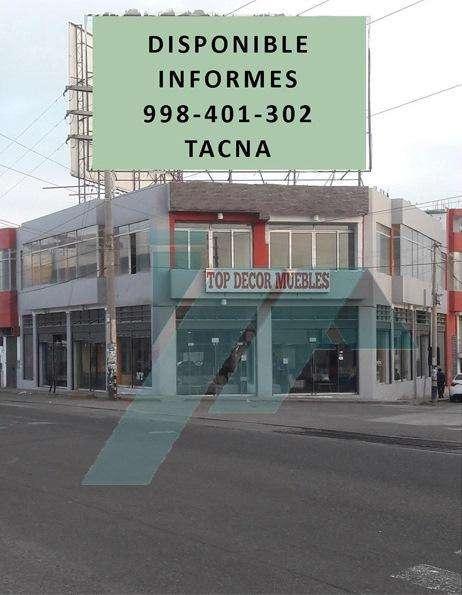 ALQUILER DE PANELES PUBLICITARIOS EN TACNA, PERÚ