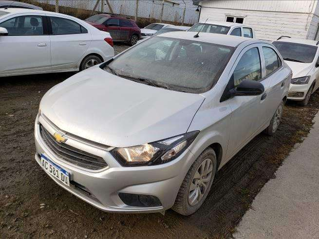 Chevrolet Prisma 2017 - 16228 km