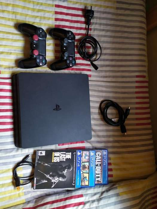 Vendo Ps4 Slim 500gb
