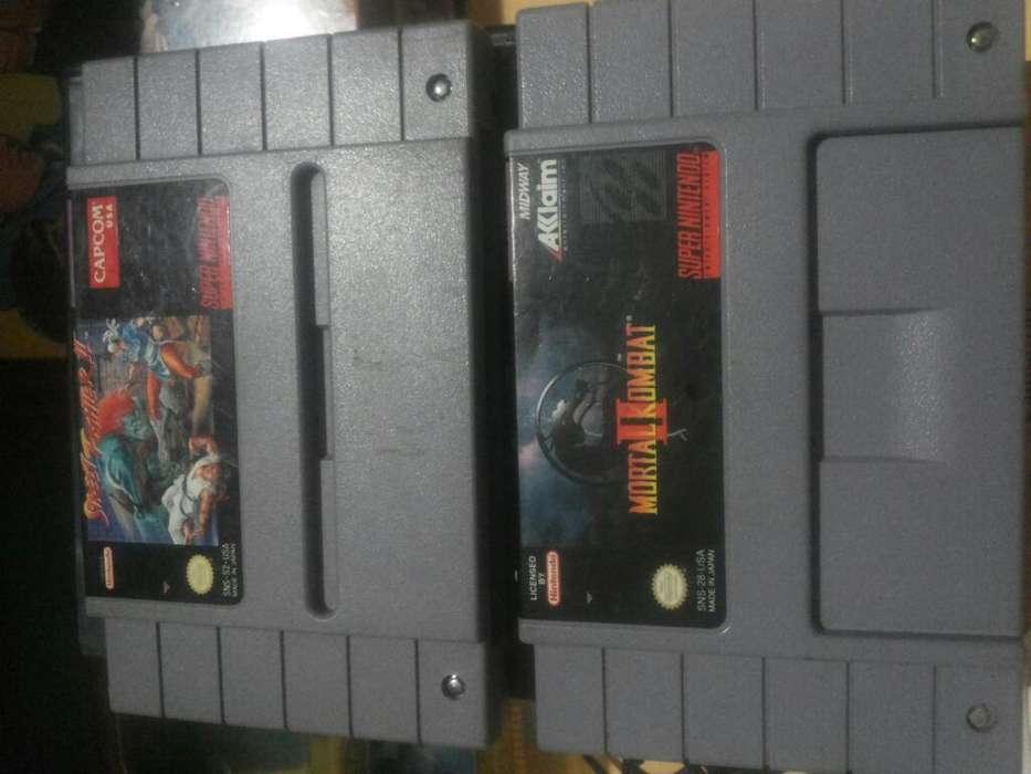 Vendo Varios Juegos de Nintendo