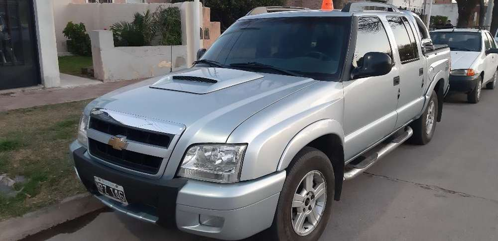 <strong>chevrolet</strong> S-10 2008 - 208888 km