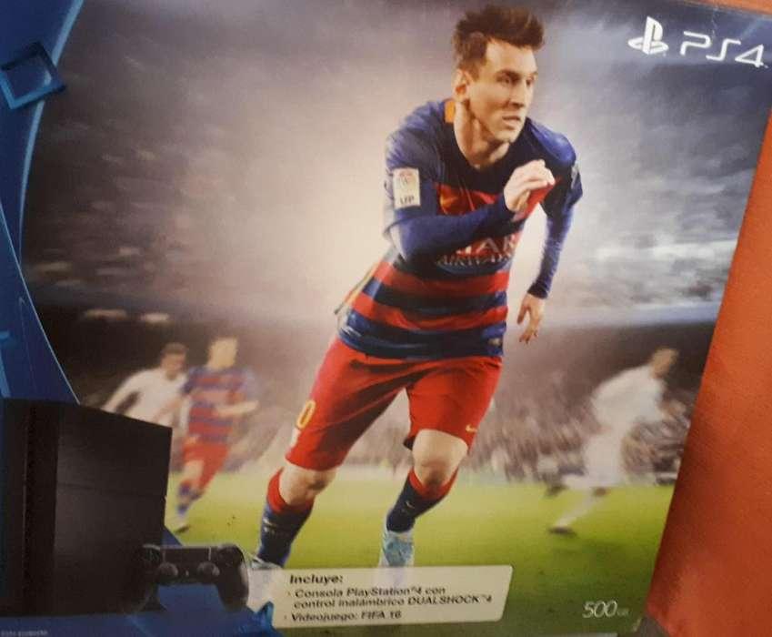 VENDO PS4 QUITO