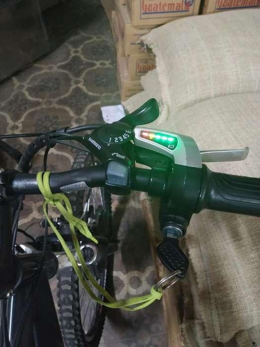 Líquido Bici Electrica