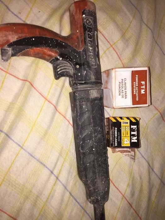 Pistola de Fijacion