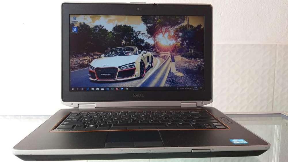 LAPTOP DELL 6420 CORE i5 CON 4GB DE RAM