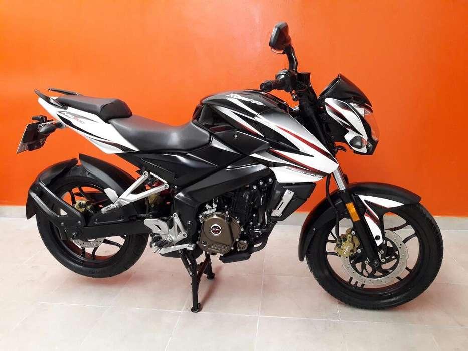 Bajaj Ns 200 Recibo <strong>moto</strong>s Y Tarjeta