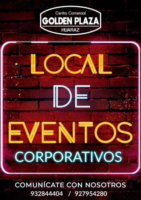 LOCAL DE EVENTOS CORPORATIVOS