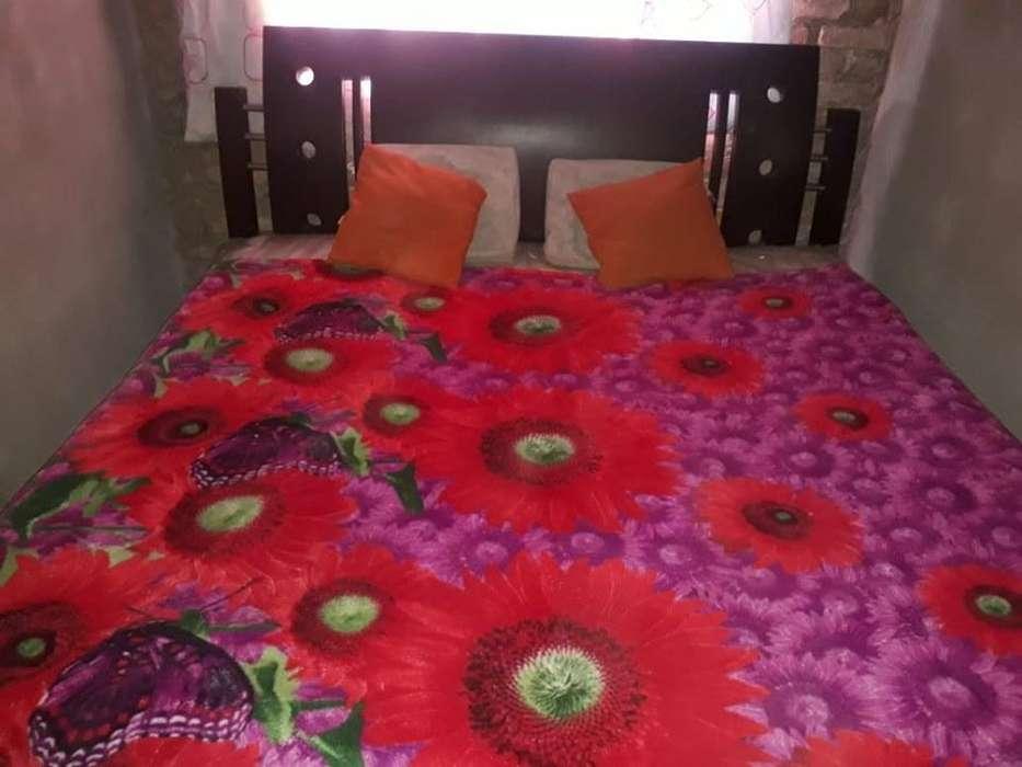 Venta de cama matrimonial