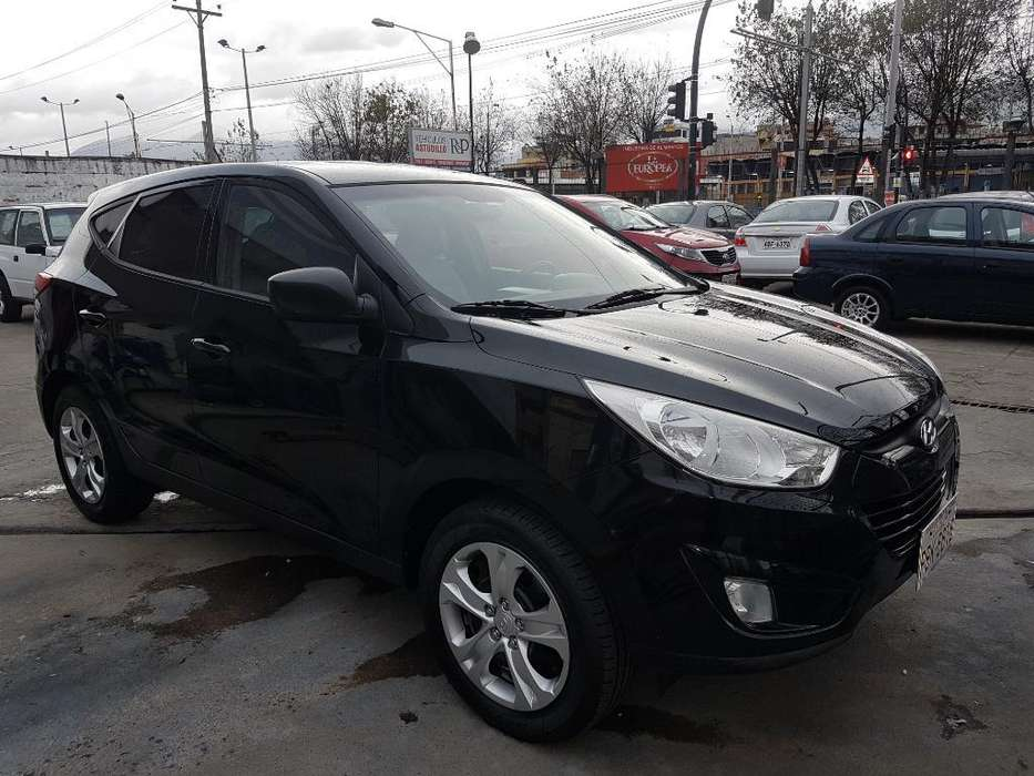 Hyundai Tucson 2011 - 134000 km