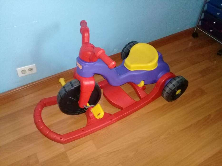 Triciclo Fisher Price 3 en 1