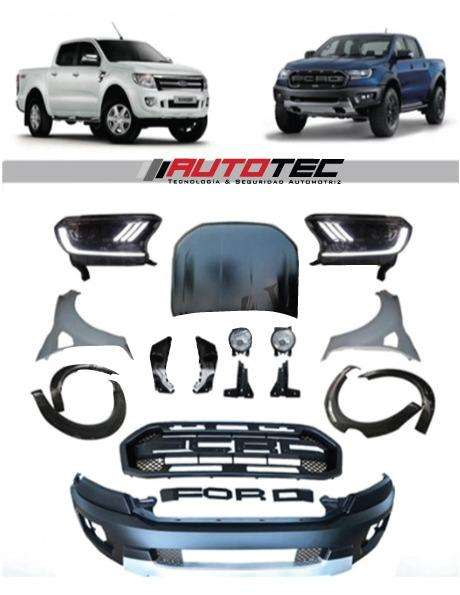 KIT UPGRADE FORD RANGER 12-14 A 19 RAPTOR