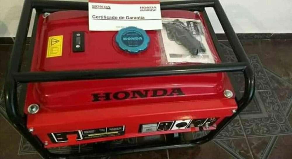 Generador Honda bajo Consumo