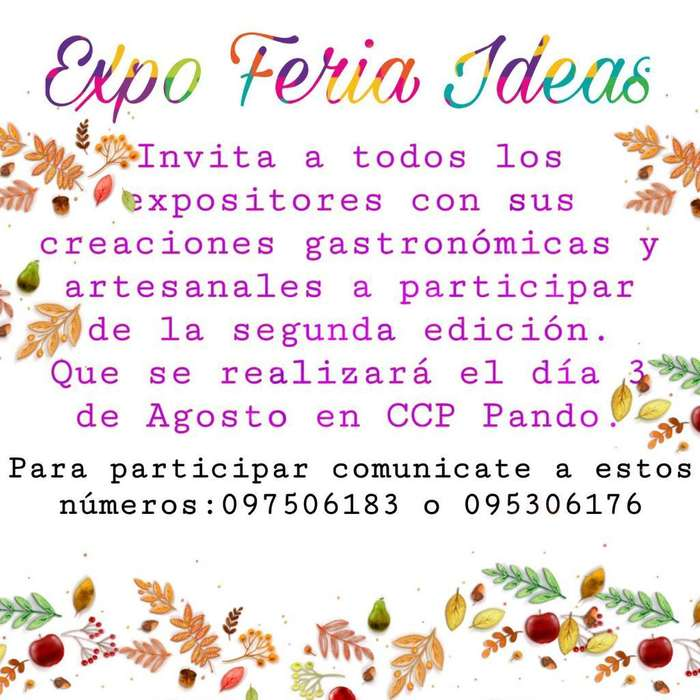 Expoferia Ideas