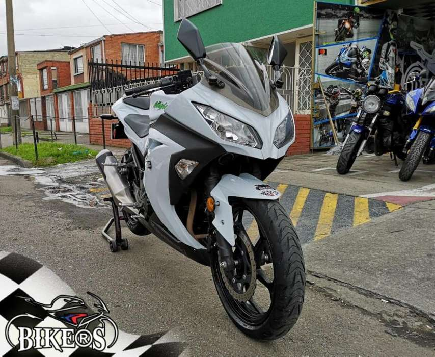 Kawas Ninja 300 2015,recibo Tu <strong>moto</strong>, Bikers, Papeles Nuevos!