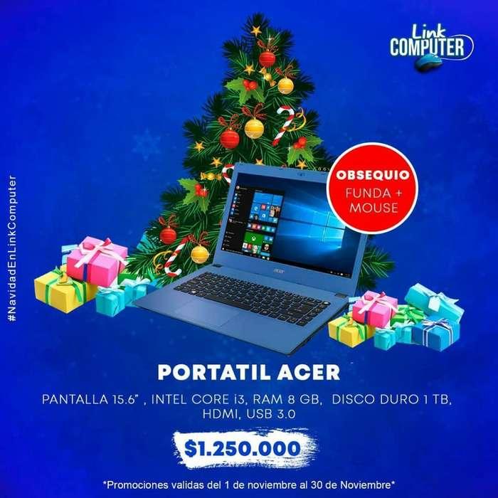 Portátil Acer , Nuevo