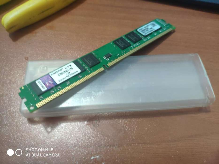 Ram Dd3 8 Gbas 1600ghz