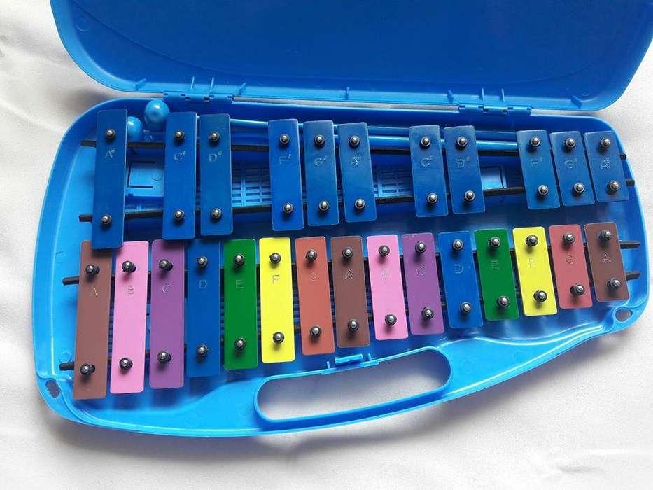 Xilofonos Cromaticos Melody