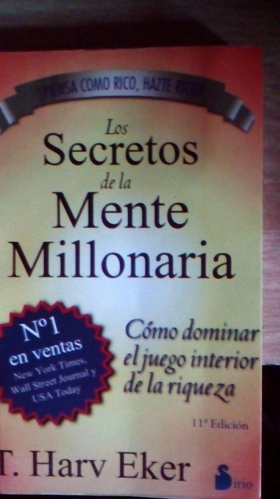 ¡Piensa como rico,hazte rico!Los secretos de la Mente Millonaria.