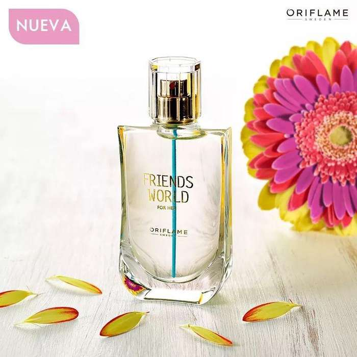 FRIENDS WORLD EAU DE TOILETTE FOR HER