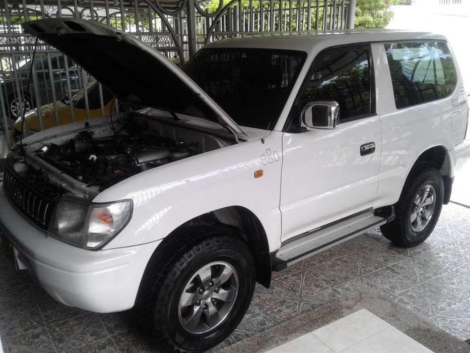 Toyota Prado 2008 - 139000 km