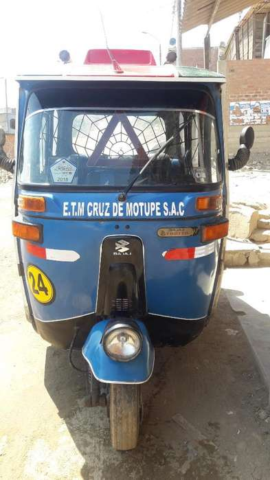 Moto Bajaj 4 Tiempos 2008