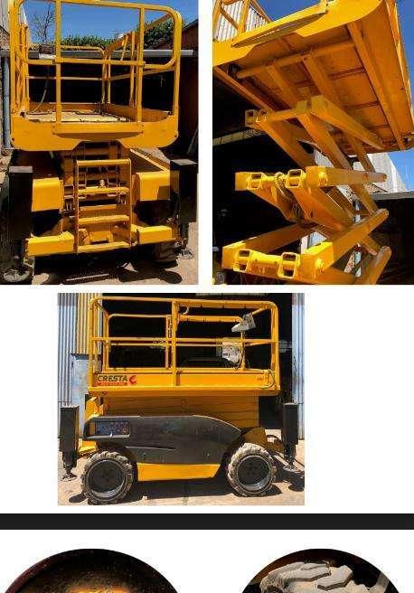 Plataforma de elevación Compact 12 DX