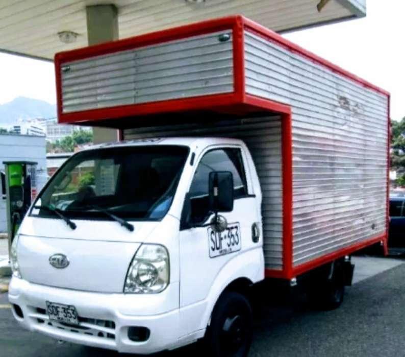 Kia K3000 2006 Furgón 4 Toneladas Diesel
