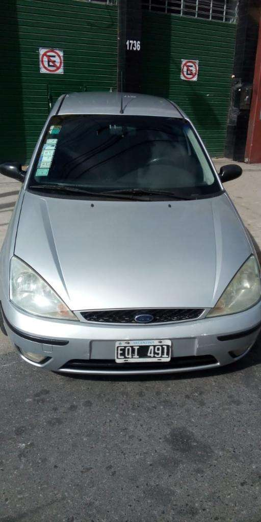 Ford Focus Ghia Muy Lindo Permuto