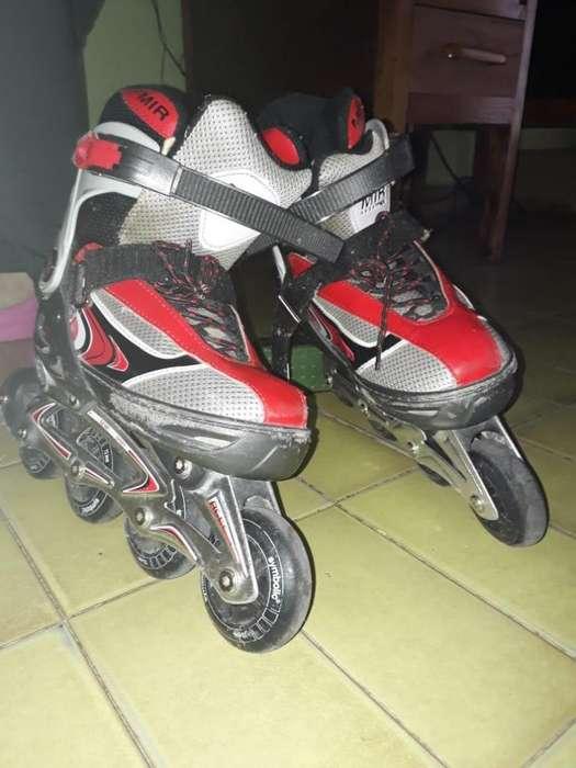 Vendo Rollers MIR ABEC 7