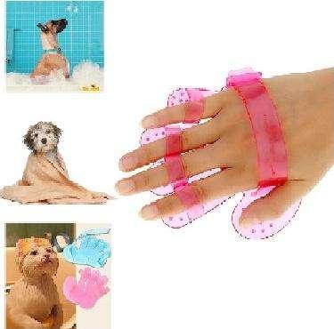 Guante Cepillo mano para mascotas perros y gatos