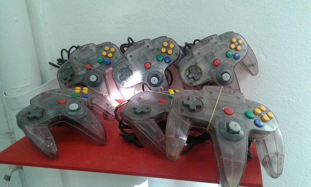 Controles Edición Especial Nintendo