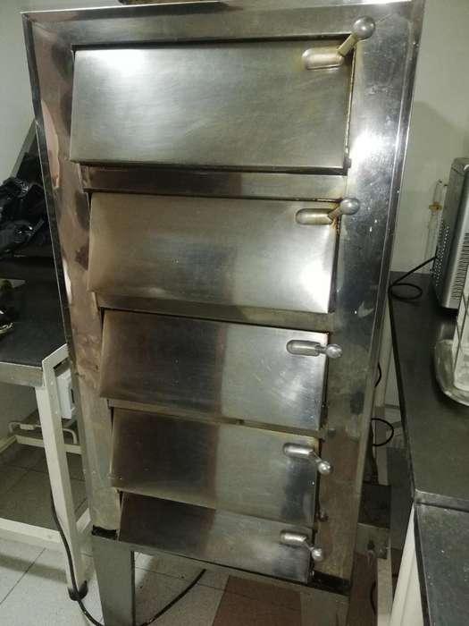 Horno Panadería 4 Gabetas