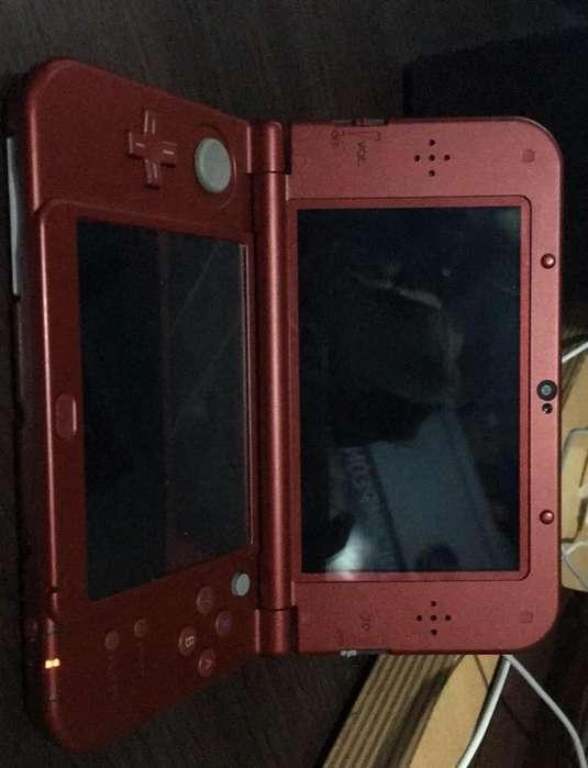 Nintendo 3Ds Xl casi sin uso