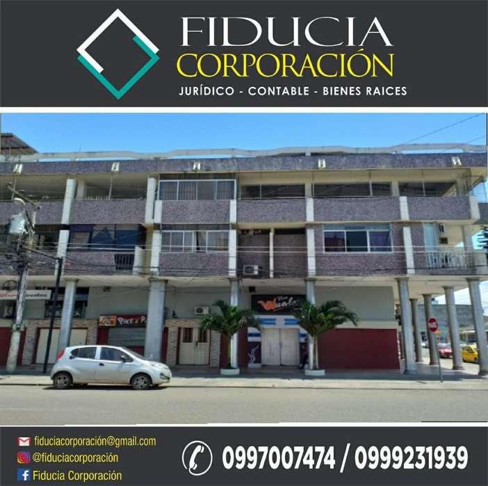 Se Vende Edificio Esquinero con Locales