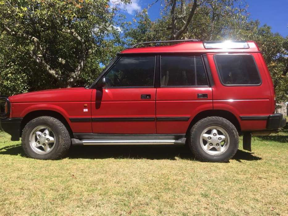Land <strong>rover</strong> Discovery 1996 - 300000 km