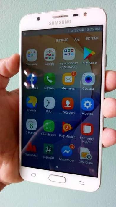 Samsung Galaxy J7 Prime Huella Barato