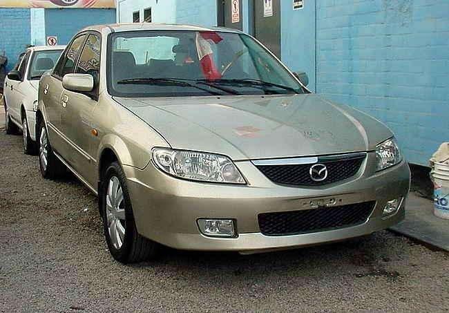 Radiador para Mazda 323Mod 2000 a 2002