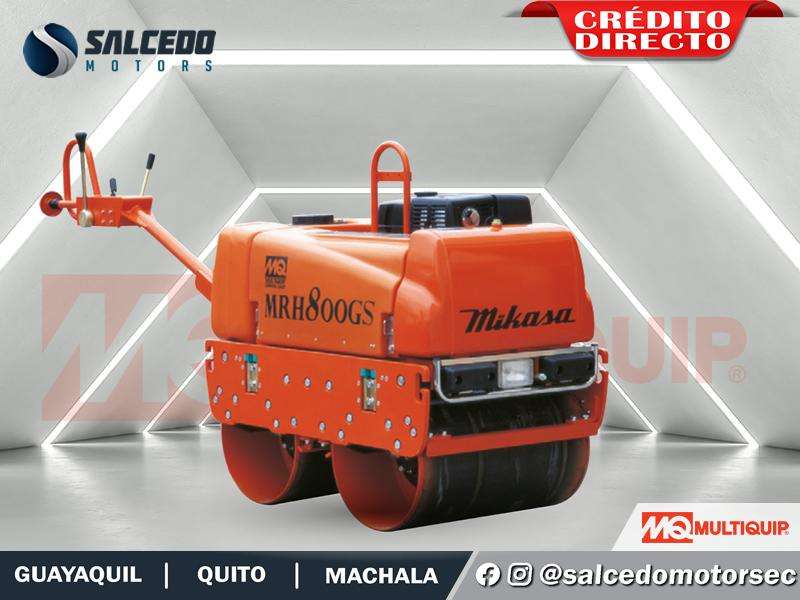 RODILLO DOBLE MIKASA MRH601DS