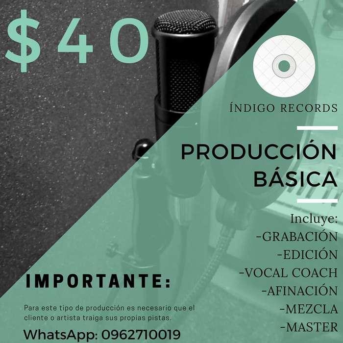 Producción Musical Básica