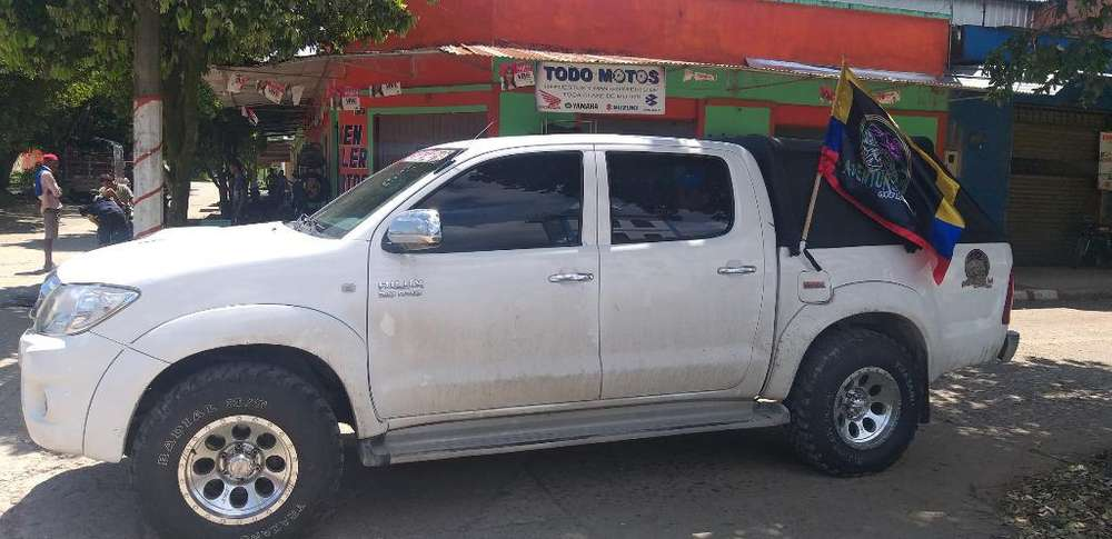Toyota Hilux 2011 - 210 km