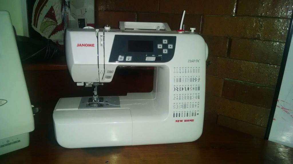 Máquina de coser Janome 2160 DC