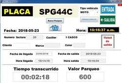 Software para Parqueaderos Pereira