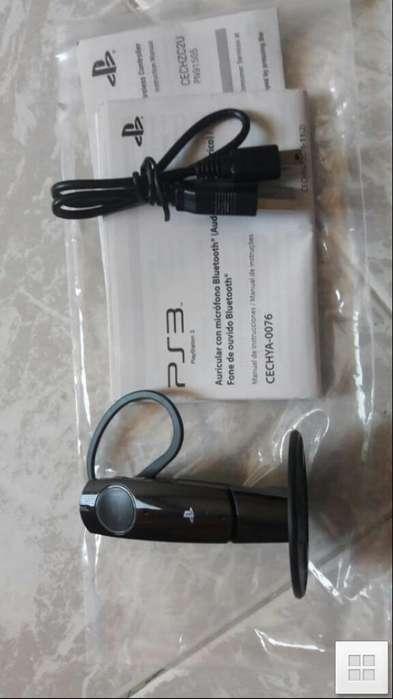 Ps3 . Audifono - Auricular