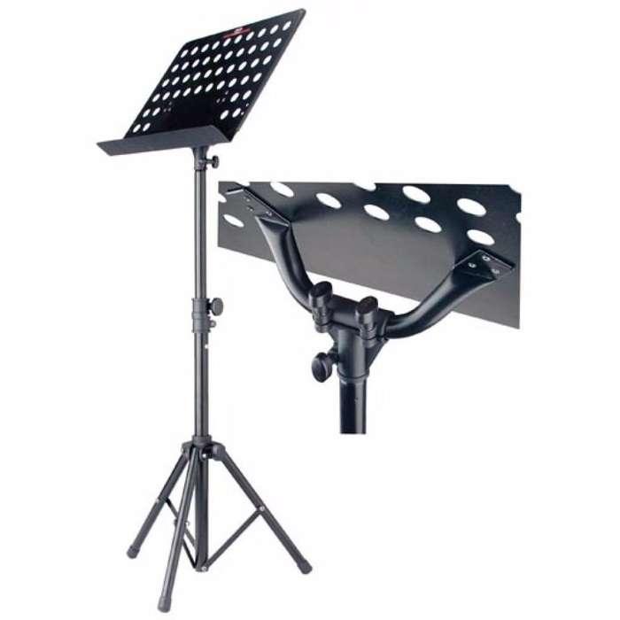 Pedestal O Atril De Partitura Soundking Pesados