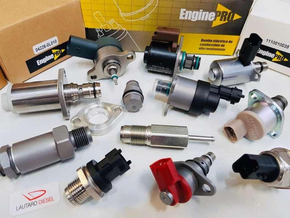 Inyectores, Bombas, Inyeccion Diesel