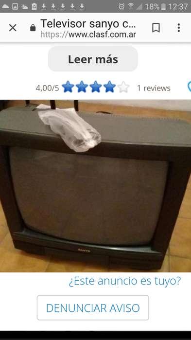 Tv color 37 liquido urgente envio al pais