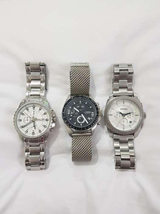 Reloj Fossil Originales