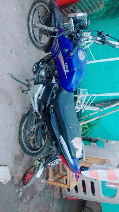 Vendo Moto Tibo 200