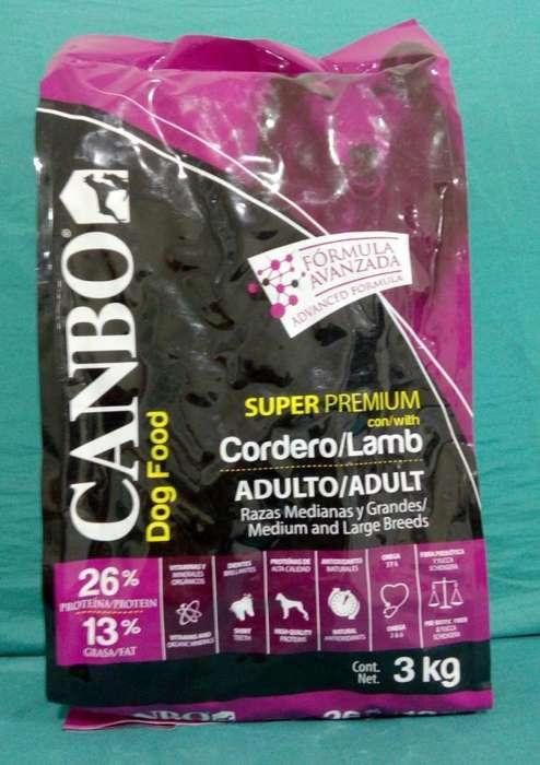 Canbo Perro Super Premium